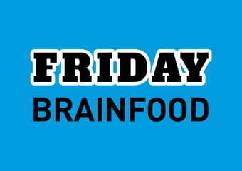 Friday Brain Food: BTO Pills