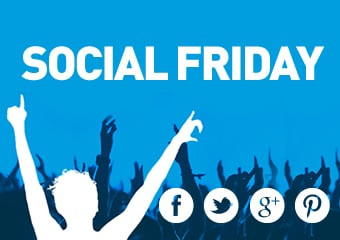 "Today is ""social friday"""