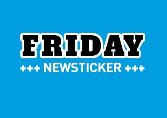 Friday Newsticker: Display Advertising, Twitter Redesign & Seeding im Content Marketing