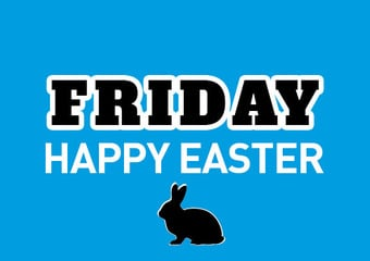 Happy Easter Friday: Google Glass,  Facebook e le vacanze, Zalando s... storm
