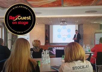 """ReGuest on stage"": So geht kreatives Marketing heute"