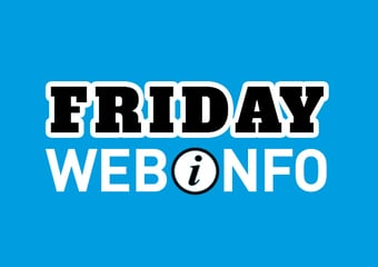 Friday's Web Info: Top 10 WWW Numbers