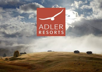 Il lancio sul web dell'ADLER Mountain Lodge