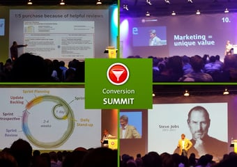 Good Vibrations insights vom Conversion Summit 2014 - Part 2