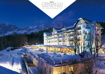5* Leading Hotel of the World Cristallo a Cortina