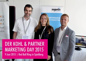 Kohl & Partner Marketing Day – Recap