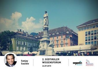 2nd South Tyrolean Wissensforum