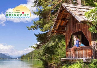 The Kreuzwirt: a family holiday can be so natural