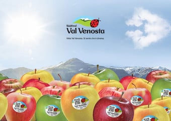 Val Venosta apple competition