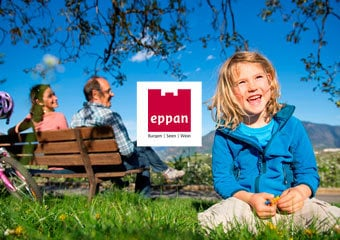 Castles, lakes and wine - the holiday region Eppan