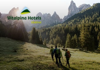 RELAUNCH VITALPINA HOTELS SOUTH TYROL