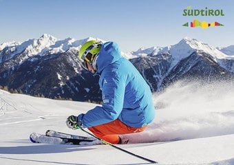 OFF ON THE RUNWAY - DISCOVER THE SOUTH TYROLEAN THE SKIING AREA FOR YOU