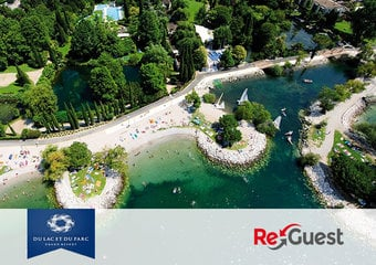 Reguest im Du Lac & Du Parc Resort am Gardasee