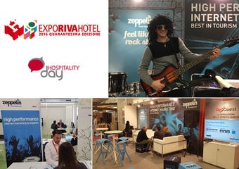 Recap Expo Riva Hotel & Hospitality Days – back home again.