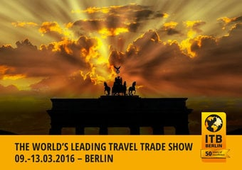Zeppelin all'ITB a Berlino