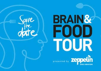 Brain & Food Tour by Zeppelin