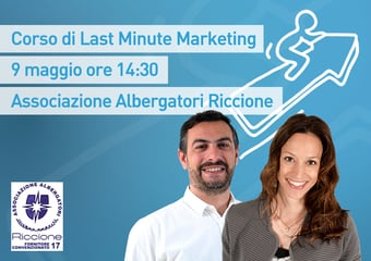 Seminario di Last Minute Marketing