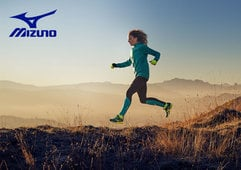 Mizuno - Best brand standing in the digital world