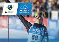 Biathlon Anterselva: pronti… via!