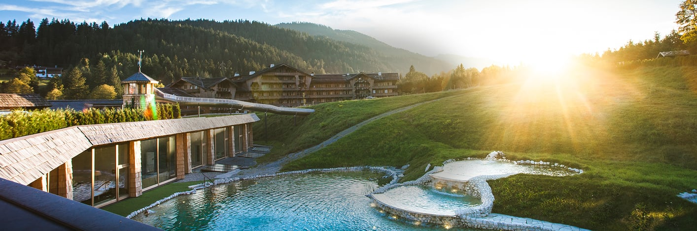Wellness resort Stanglwirt